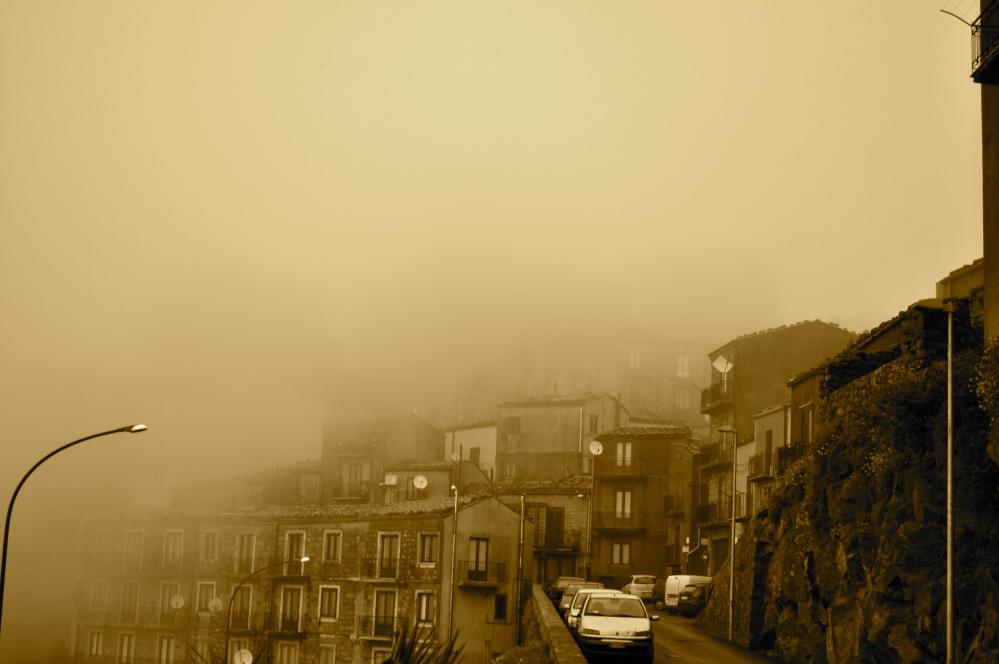 Geraci Siculo Fog