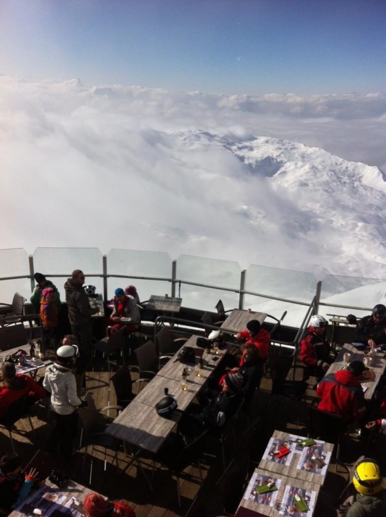 Bilde 4 Restaurant på Brevent
