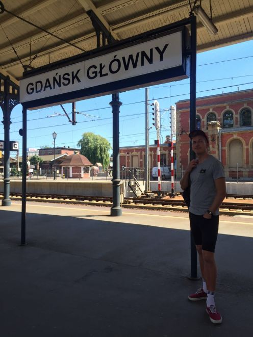 11. Train station