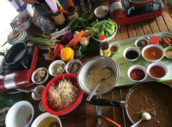 Vietnam_krydderurt